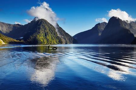 <澳大利亚-凯恩斯-墨尔本-新西兰南北岛15-16日游>纯玩0购物/国航免费联运/绝代双礁/米佛峡湾/TSS蒸汽船/女皇号游船