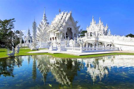 <泰國曼谷-芭堤雅-清邁機票+當地6晚8日游>2人成行,0購物0脫團費,黑白藍三廟,泰段全程國五,清邁黃金地段2晚連住,懸崖日落觀景