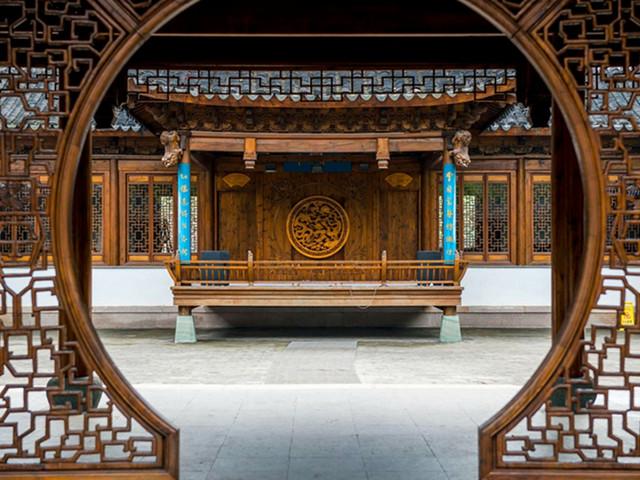 去南京博物院开启穿越之旅