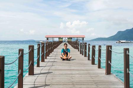[国庆]<马来西亚仙本那当地4晚5日游>网红同款潜水圣地/坠入北纬4度蓝/畅游海底世界/尽享趣味浮潜/水下拍照/偶遇大海龟(当地参团)