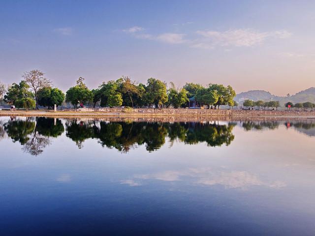 <访古运河·兴安探寻历史一日游>湘江战役红军烈士碑园 灵渠景区