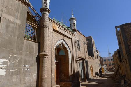 <喀什老城+艾提尕爾清真+香妃墓+喀什大巴扎1日游>市區上門接送、純玩無購物、天天發團