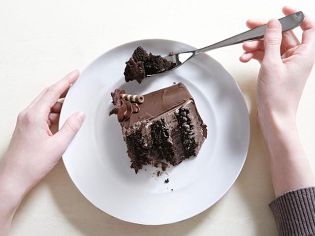 甜点巧克力
