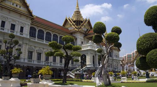 泰国曼谷+芭提雅+普吉机票+本地6晚8日游