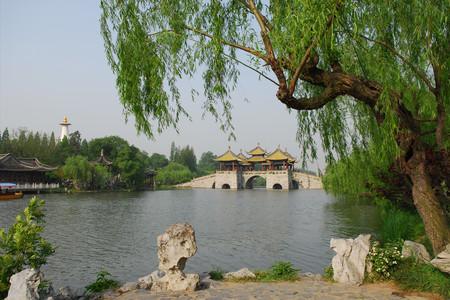 <苏州+扬州2日游>春风十里下扬州 游苏州拙政园林 畅享深度纯玩