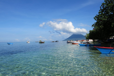 <印尼美娜多機票+當地5或6日半自助游>直飛,免簽海島,美居/小帆船/盧雷海邊酒店或同級別,含酒店機場接送,隨心DIY