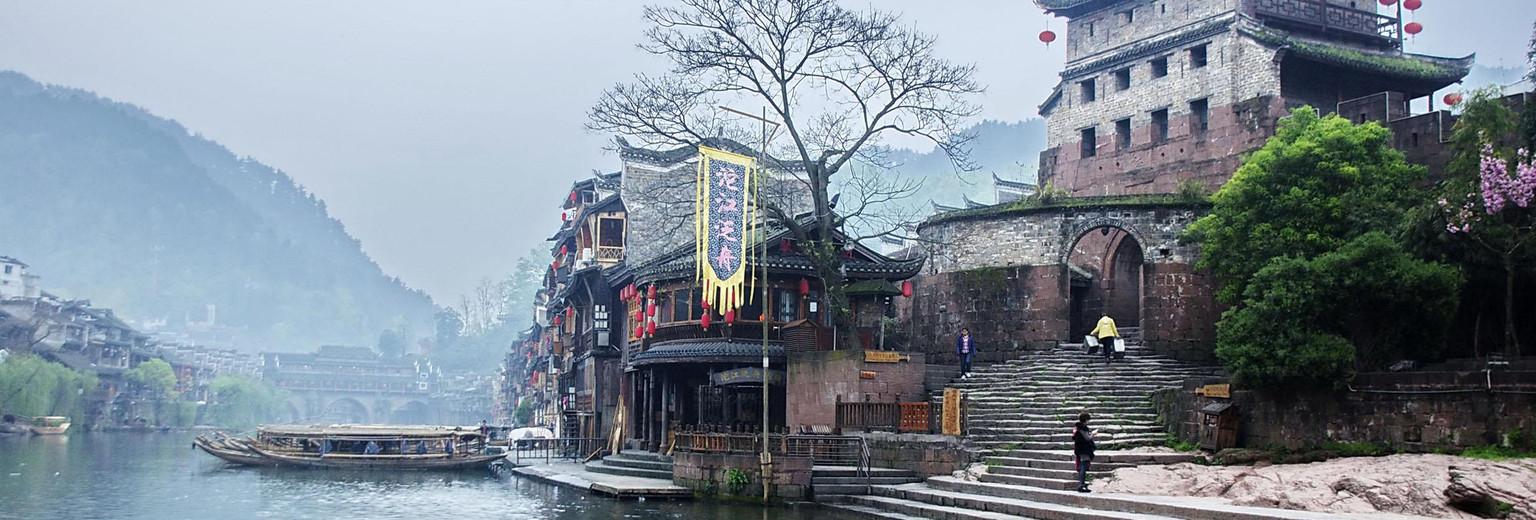 湘西古镇,不只有凤凰