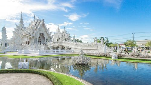 泰国曼谷-芭提雅-清迈机票+本地9或10日游