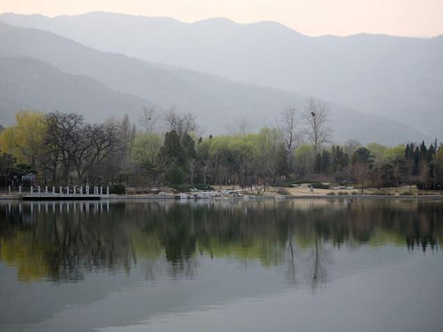 在星岛湖体验水泊梁山
