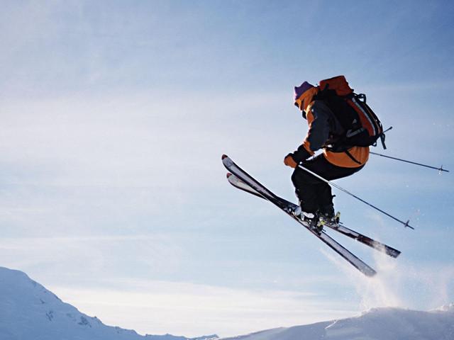 大明山万松岭滑雪场