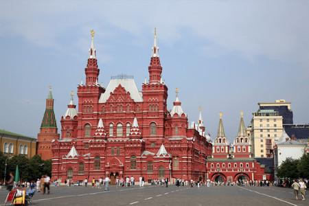<俄罗斯莫斯科-圣彼得堡7-9日游>海航直飞,可全国联运,冬宫、红场、夏宫花园,保证拼房,免签出行