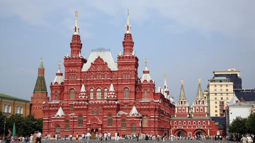俄罗斯莫斯科-圣彼得堡