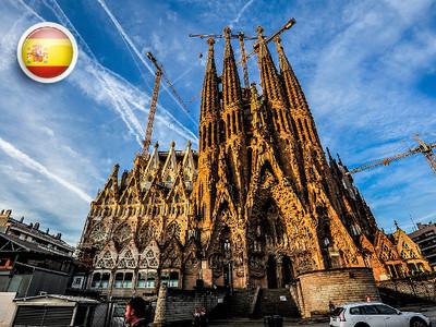 西班牙个人旅游签证