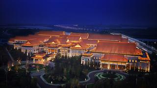 天津-生态城世茂希尔顿酒店自驾2日游