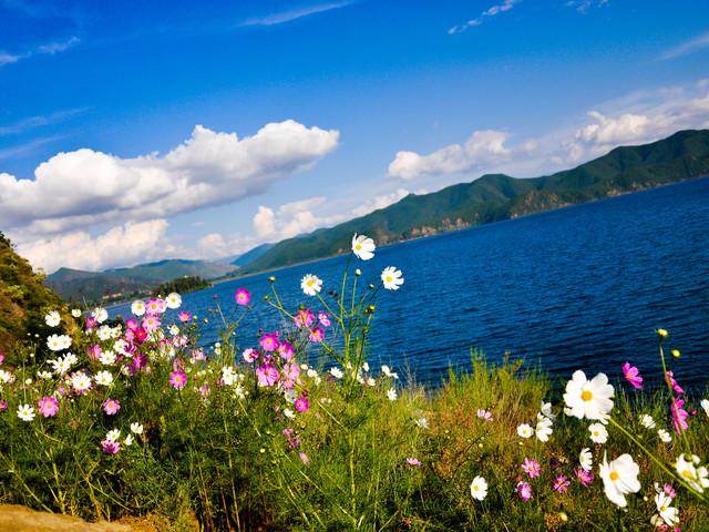 <泸沽湖至西昌旅游专线单程拼车>8点发车:可在三家村/里格村/大洛水村接人