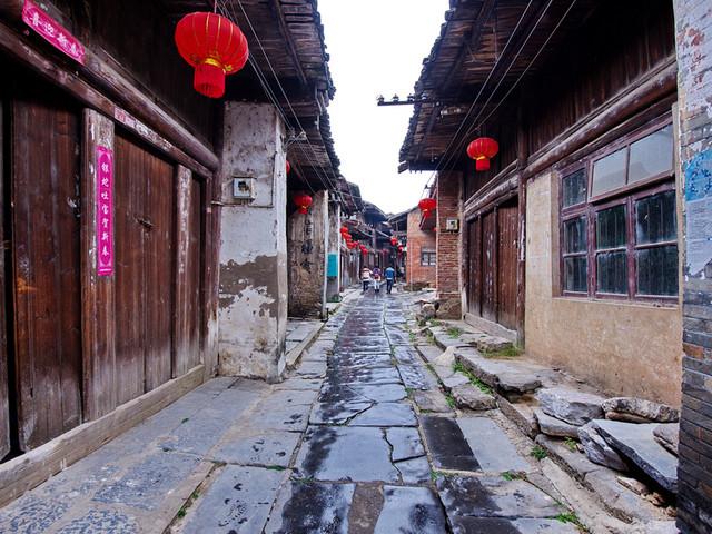 大圩古镇|桂林