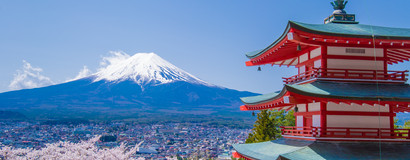 日本本州阪进东出4晚6日游游3491元起