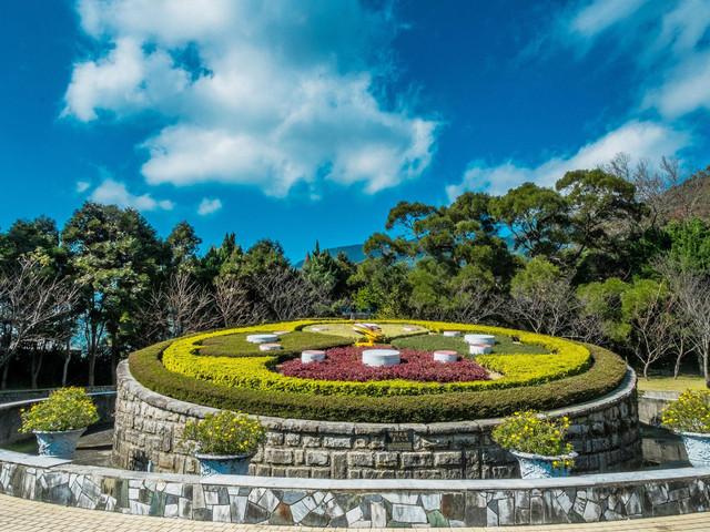 1210_台北阳明山野柳公园 5日游