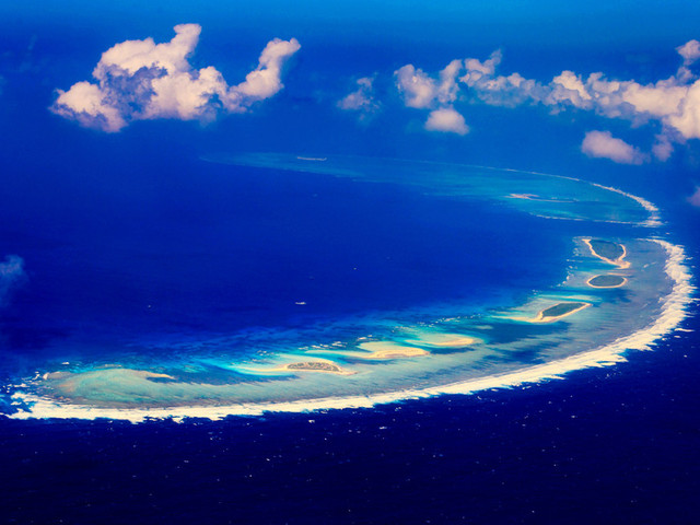 西沙群岛-马尔代夫