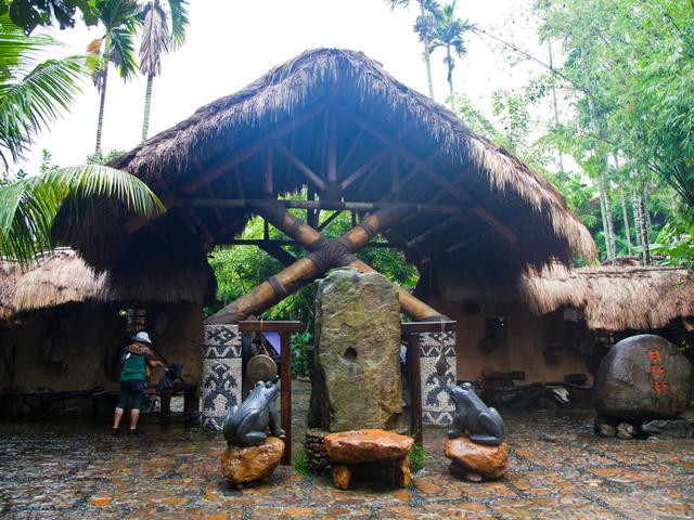 [國慶]<海南三亞檳榔谷+呀諾達雨林文化旅游區一日游>【高端純玩 走進原生態森林,感受不同風土人情】
