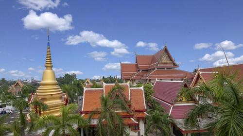 泰国曼谷芭提雅机票地接6日游
