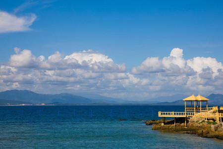 <海南蜈支洲岛-槟榔谷-南山双飞5日游>海口进出,3大5A景点,拥抱大海,热带天堂俯瞰亚龙湾美景,国际免税城,一站买买买