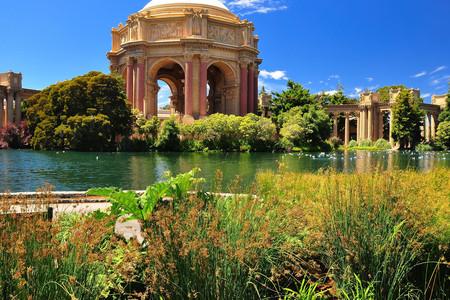<美国西海岸-旧金山当地8日游>纳帕酒乡或17里湾或斯坦福大学三选一,旧金山参团