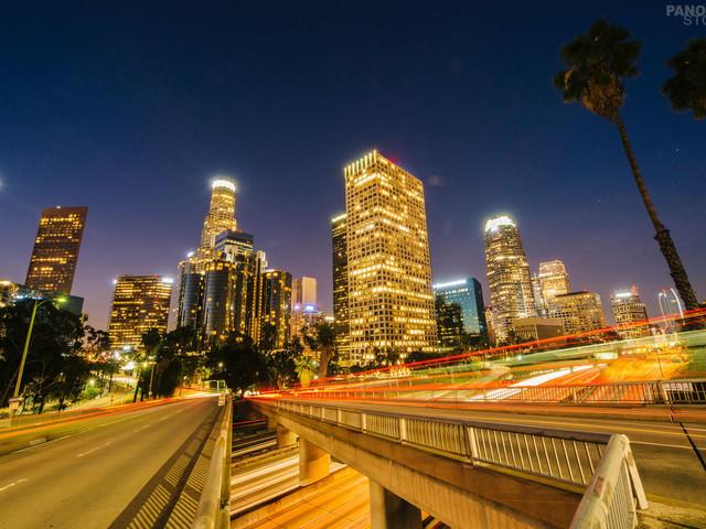 <美国洛杉矶-拉斯维加斯当地8日游>10人小众团,慢游慢走随走随停随拍照洛杉矶进出