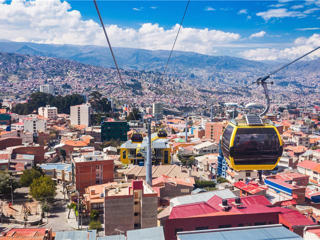 拉巴斯 La Paz