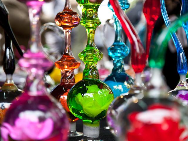 玻璃工厂逛一逛