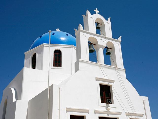 蓝顶教堂Blue Church