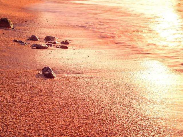 红沙滩Kokkini Beach