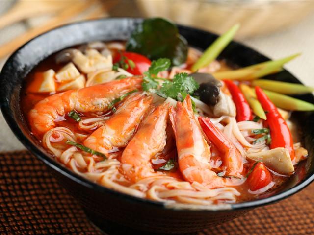 尝遍泰北风情小吃