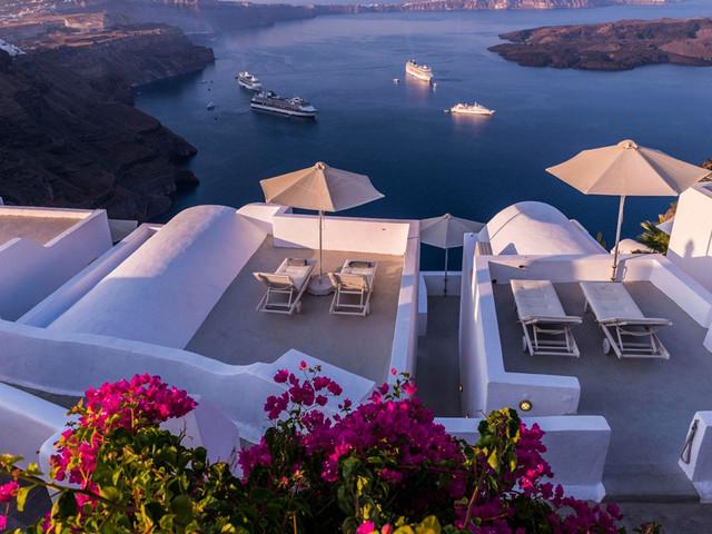 享受悬崖酒店的温馨浪漫