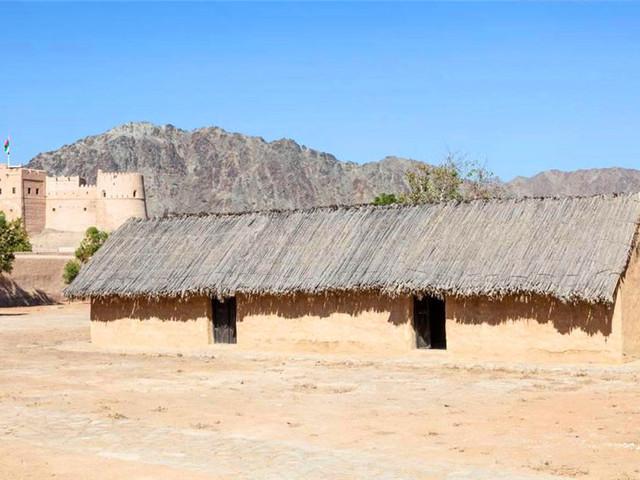 阿布扎比民俗村 Heritage Village