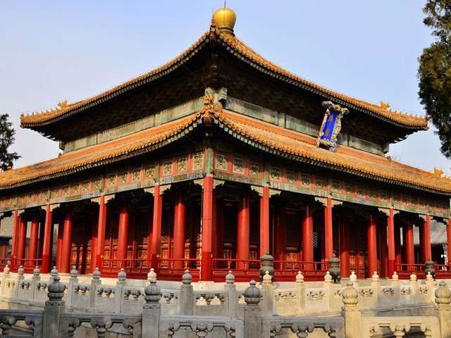 北京天安门孔庙国子监5日游