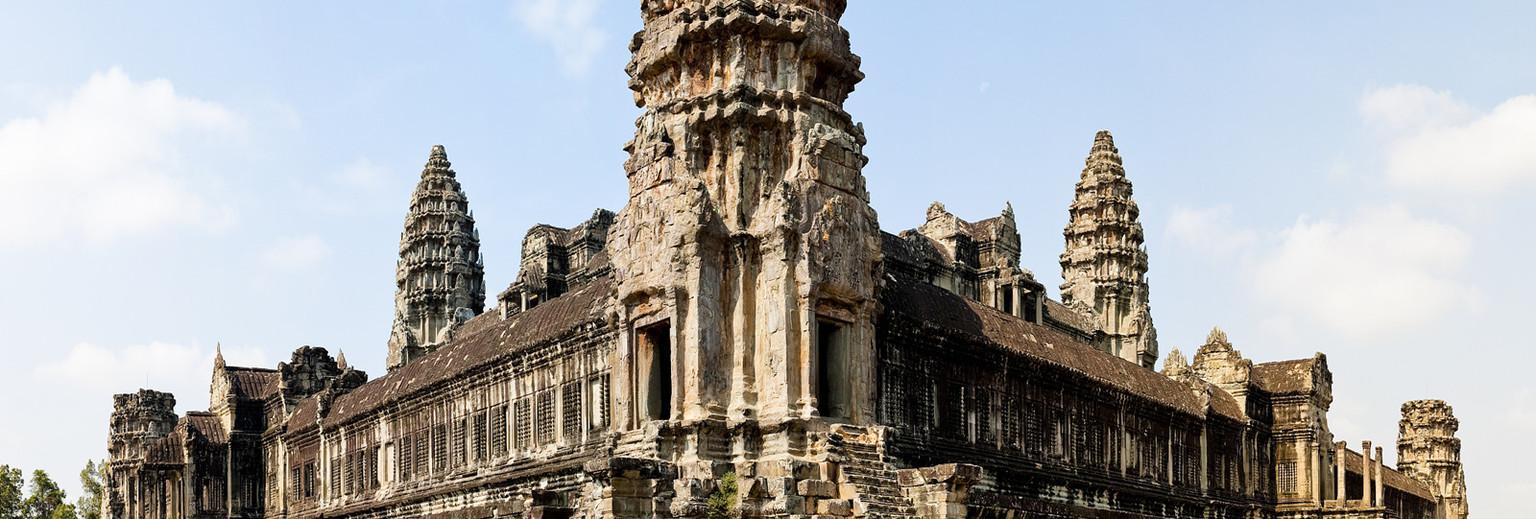 柬埔寨超美取景地