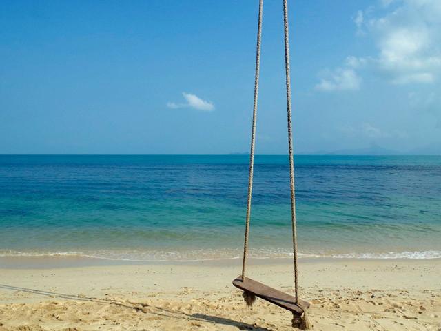 查汶海滩ChawengBeach