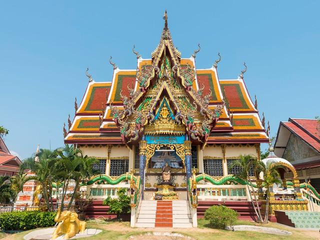 帕雅寺Wat Phra Yai