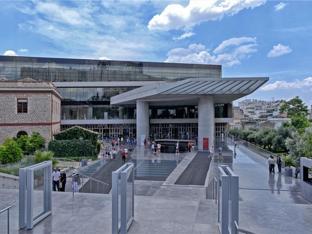 卫城博物馆Acropolis Museum