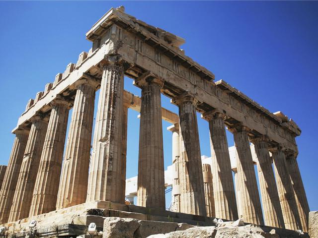 帕特农神庙Parthenon Temple