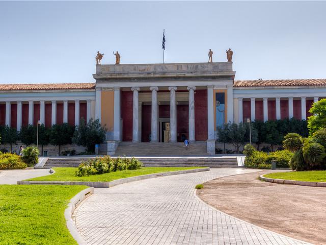 国立考古博物馆National Archaeological Museum