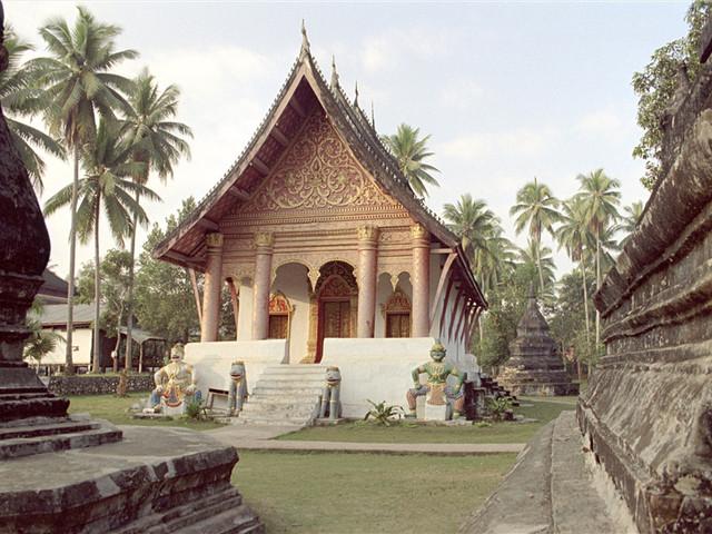 琅勃拉邦|老挝