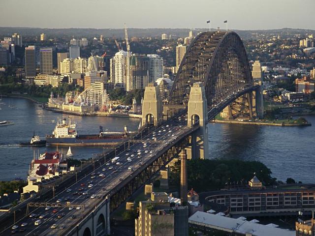 <澳大利亚悉尼+墨尔本5晚6天全航空游>往返城市任选/四星酒店/含澳洲境内机票(当地参团)
