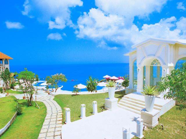 巴厘岛|蓝点教堂