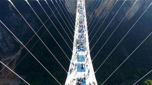 张家界-玻璃桥-凤凰古城高铁3日游