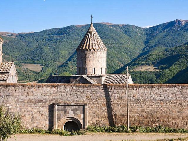 Tatev修道院