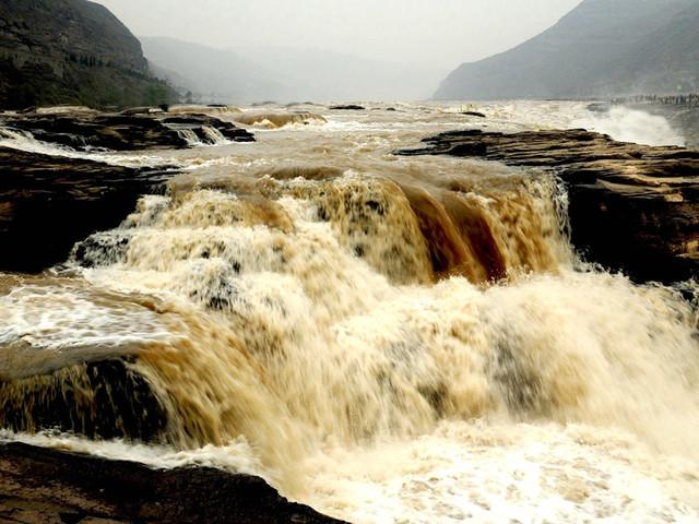 黄河晋陕大峡谷