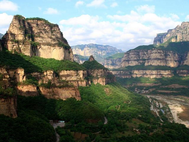 太行山大峡谷