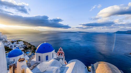 金钻希腊双岛10日游